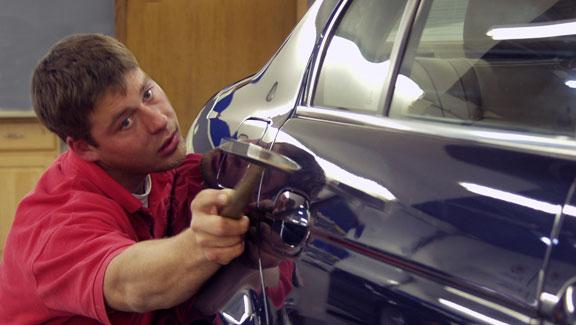 Jake Kelm Owner Of Dent Werks Pdr 612 599 7719 Is A